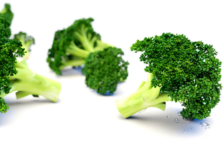 Frozen vegetables are as healthy as fresh vegetables