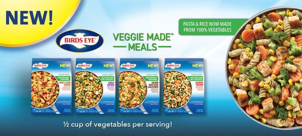 Birds Eye Veggie Made™ Meals