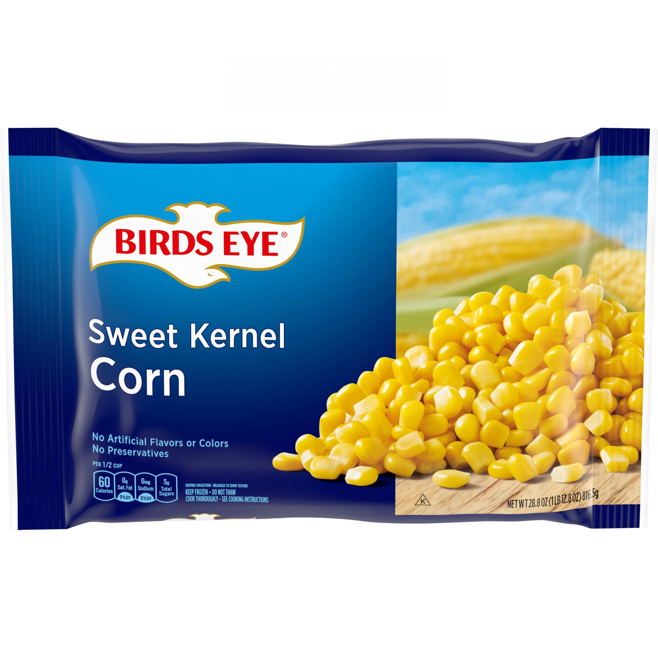 Birds Eye® Sweet Kernel Corn 28.8 oz. Package