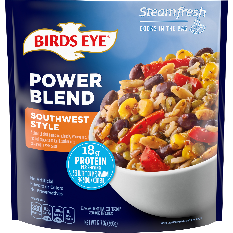 Birds Eye Steamfresh Protein Blends Southwest Style