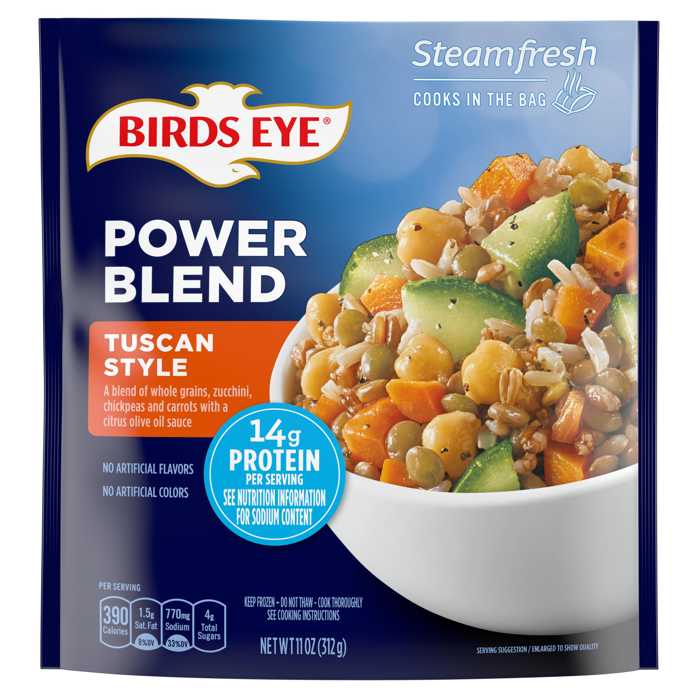 Birds Eye Steamfresh Protein Blends Tuscan Style