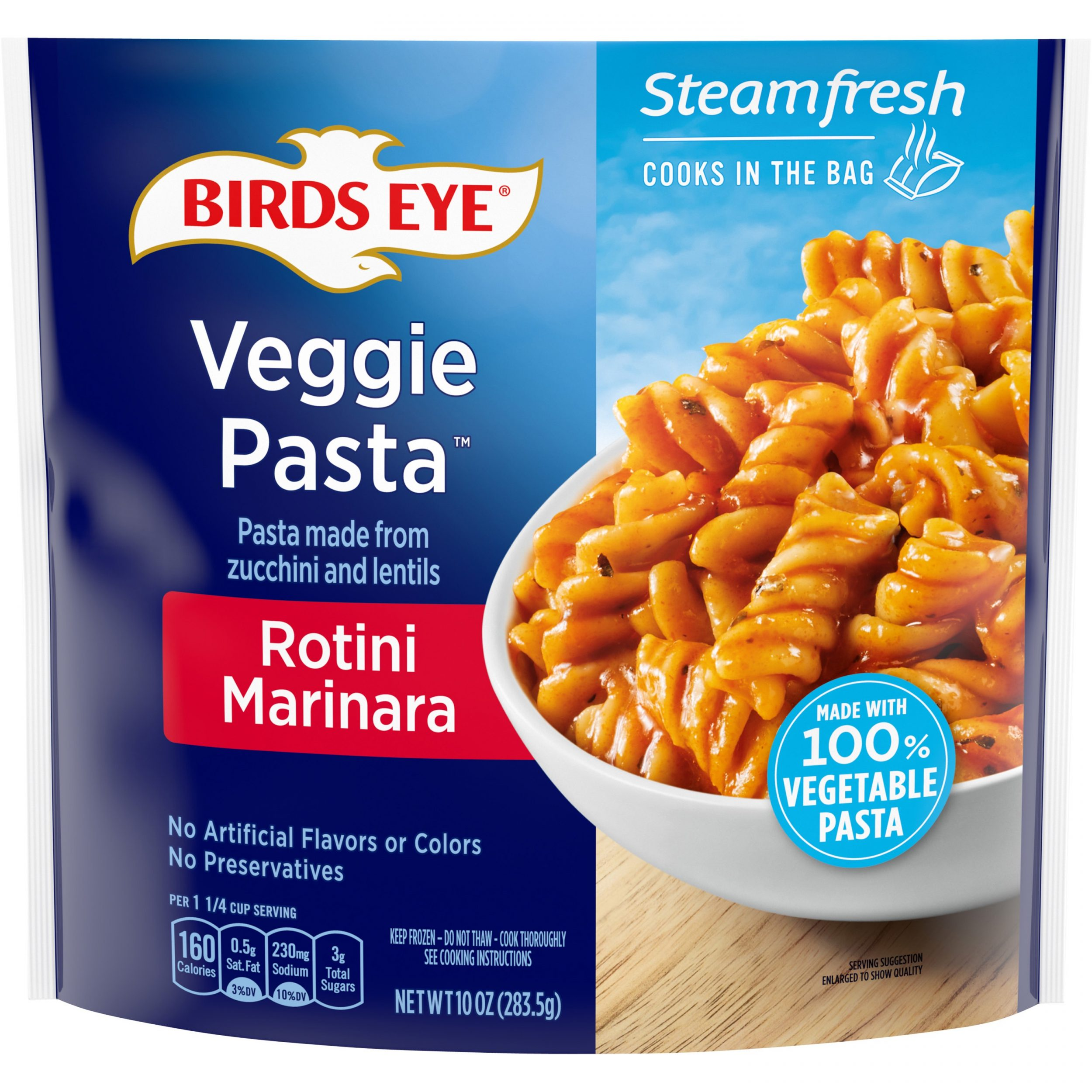 Birds Eye Steamfresh Veggie Made™ Rotini Marinara