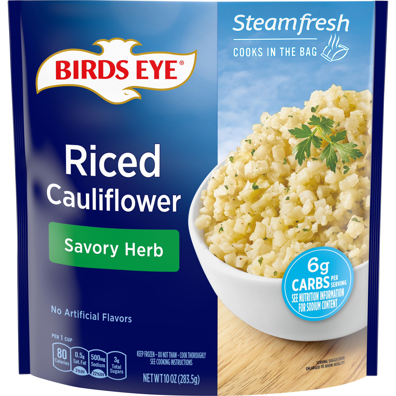 Birds Eye Steamfresh Veggie Made™ Riced Cauliflower with Savory Herb