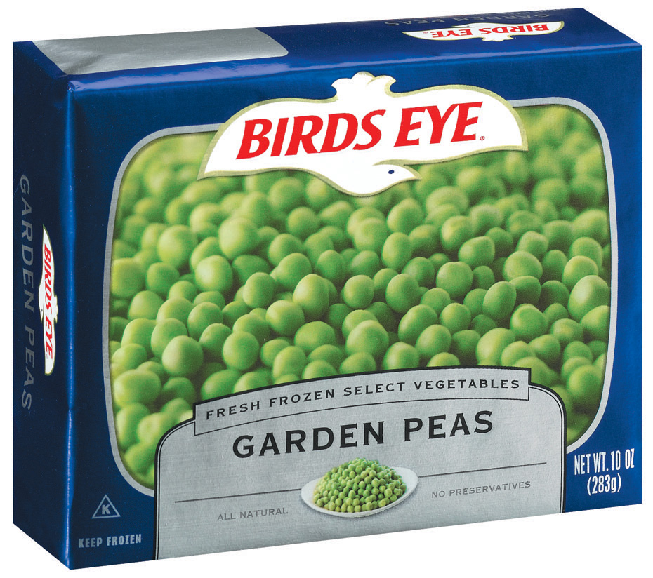 Birds Eye Fresh Frozen Select Vegetables Garden Peas