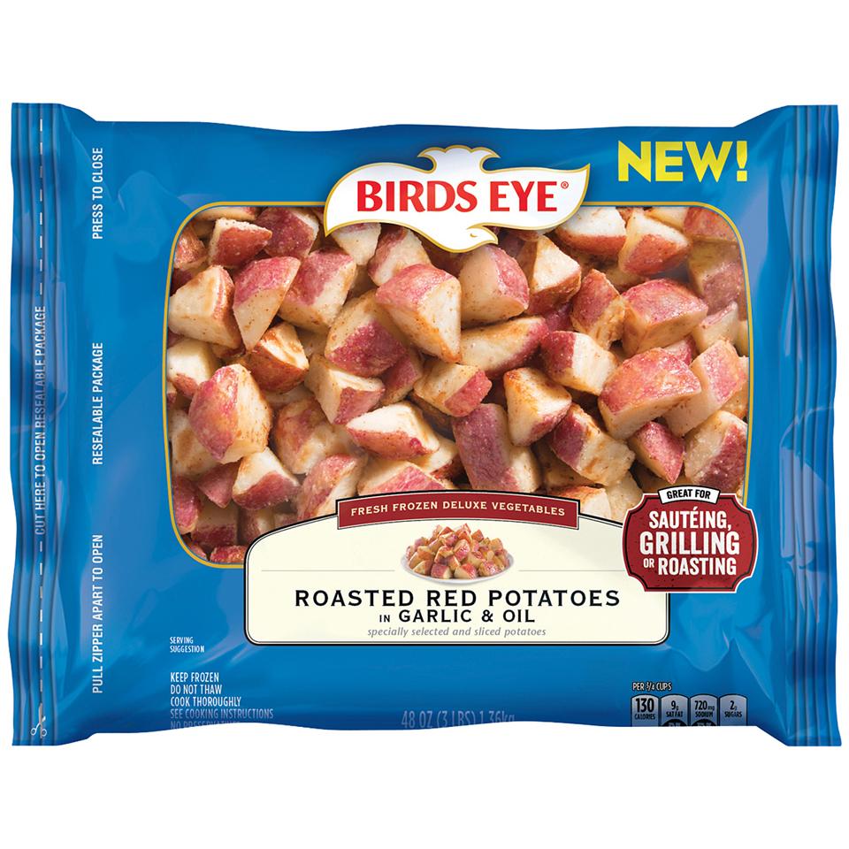 Birds Eye Roasted Red Potatoes in Garlic & Oil
