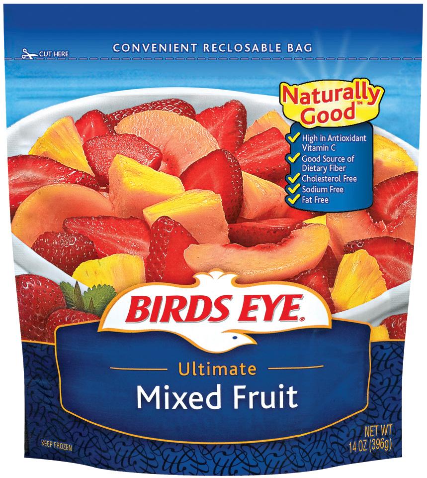 Birds Eye Ultimate Mixed Fruit