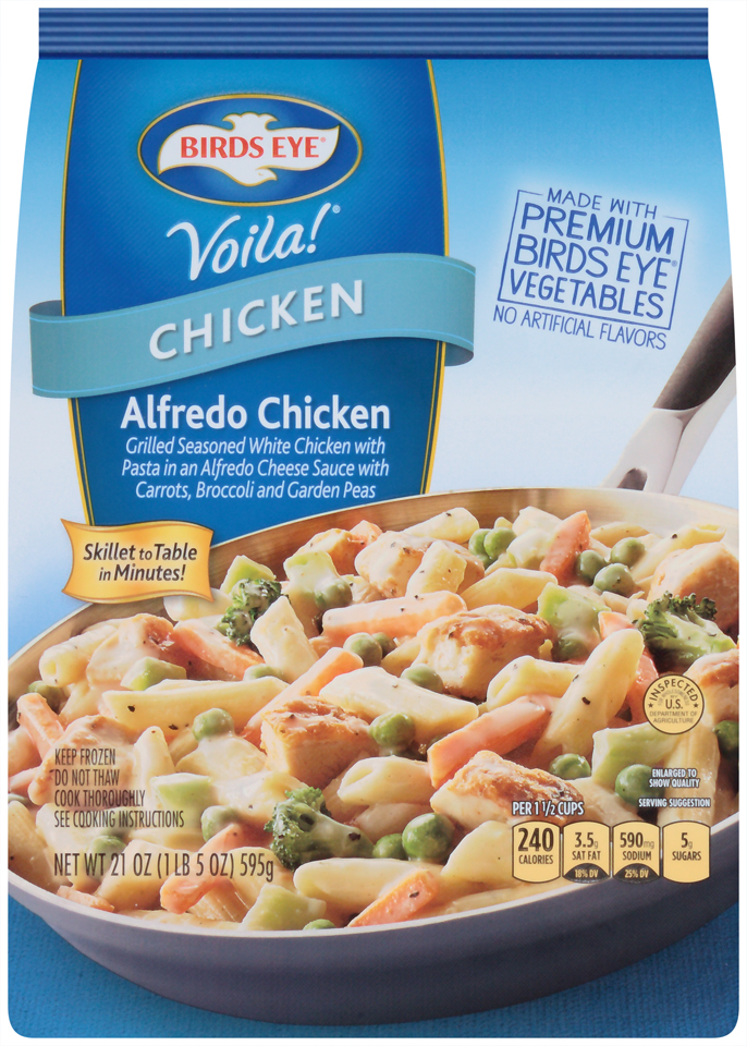 Birds Eye® Voila!® Alfredo Chicken