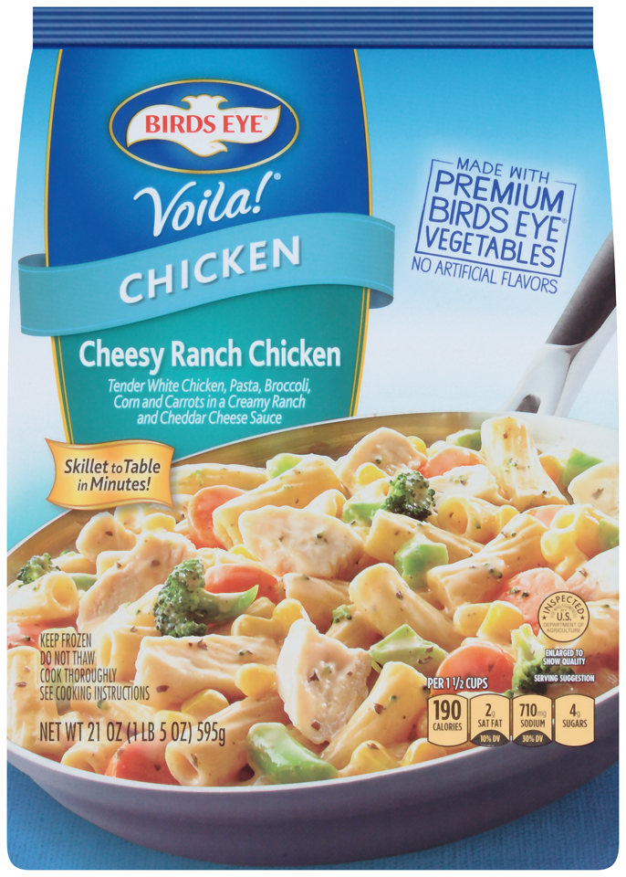 Birds Eye® Voila!® Cheesy Ranch Chicken