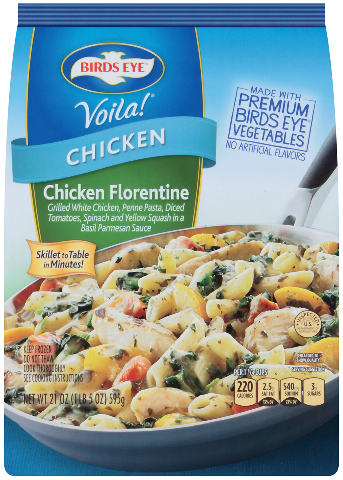 Birds Eye® Voila!® Chicken Florentine