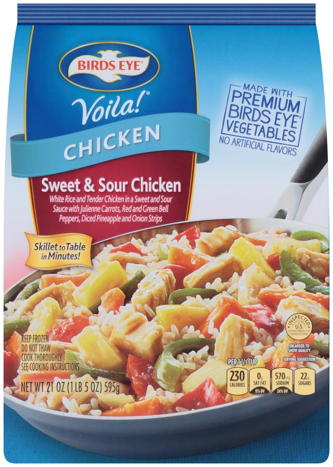Birds Eye® Voila!® Sweet & Sour Chicken