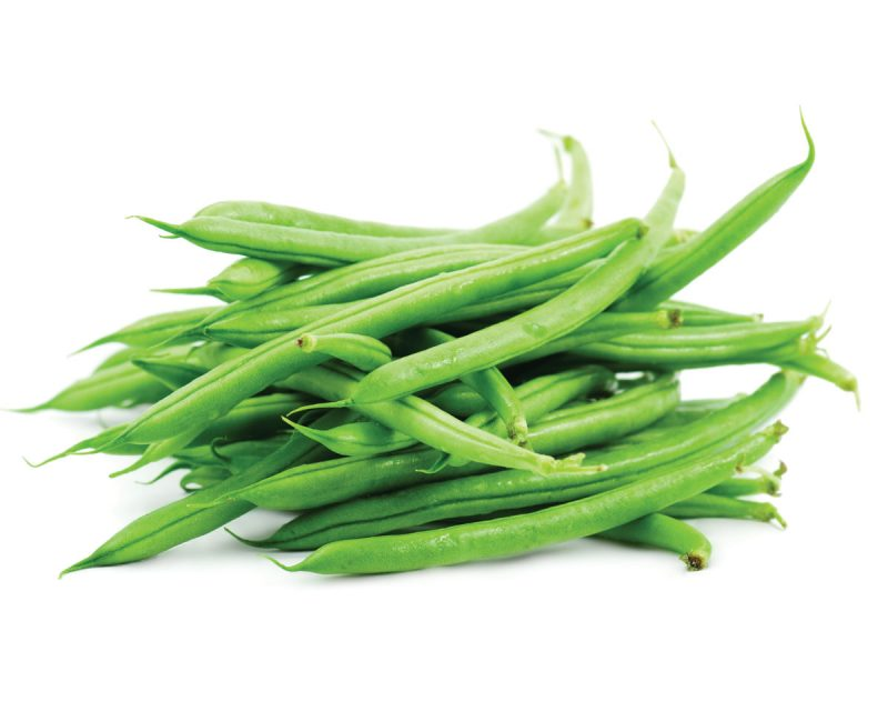 Every bag of Birds Eye vegetables begins with quality you can see (beans bg)