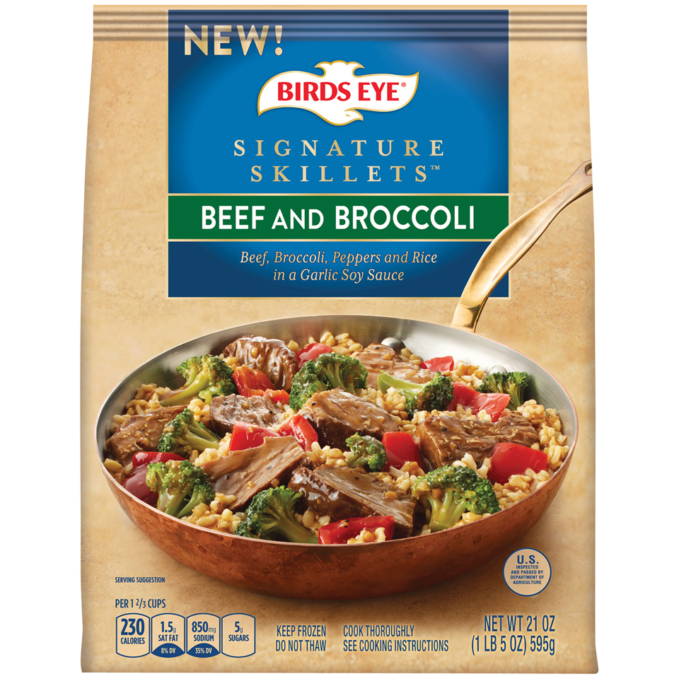 Signature Skillets Beef and Broccoli