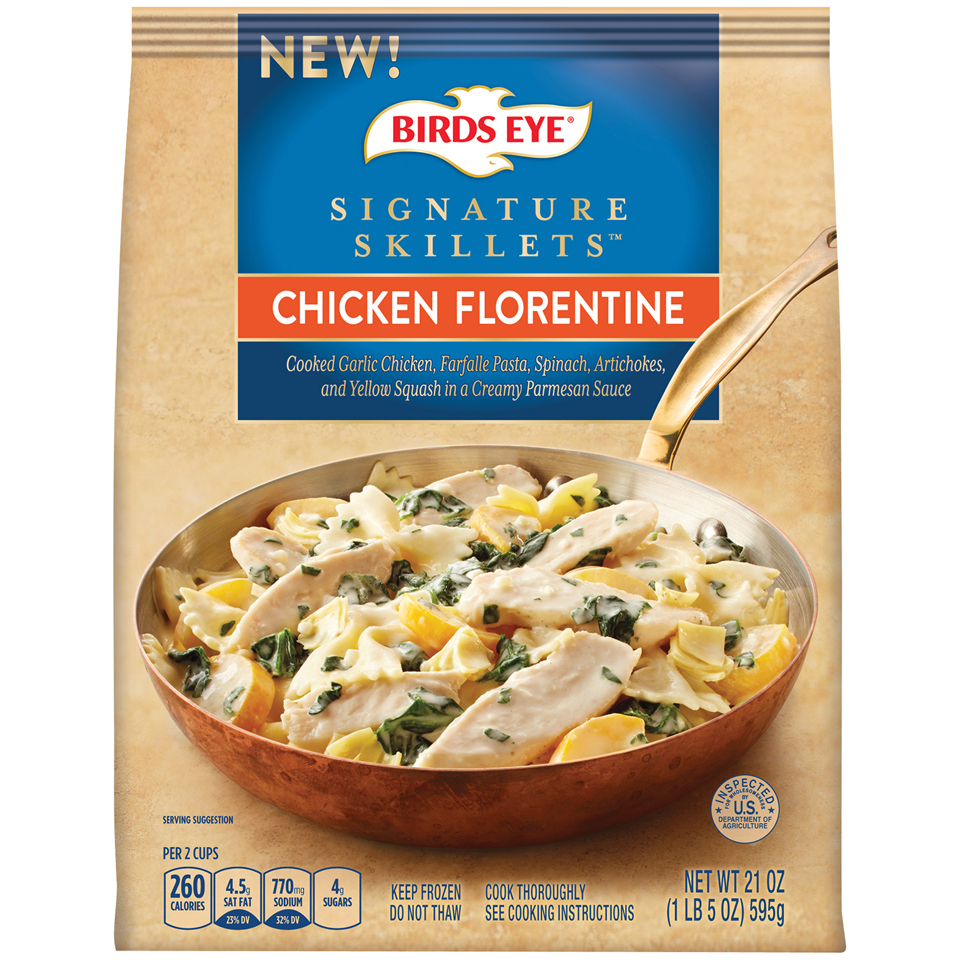 Signature Skillets Chicken Florentine