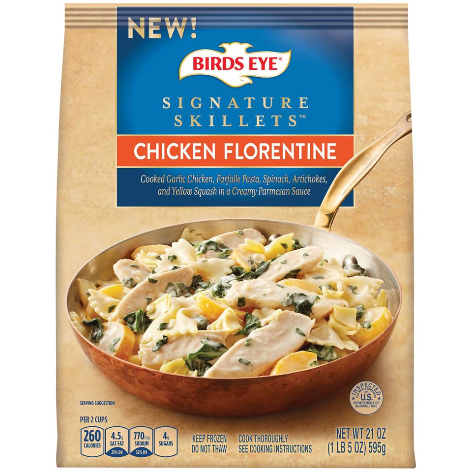 Signature Skillets Chicken Florentine