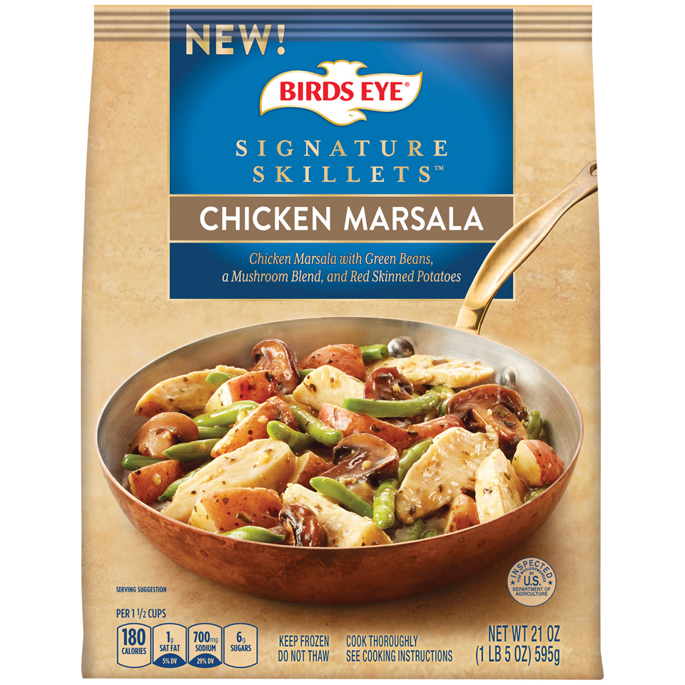 Signature Skillets Chicken Marsala