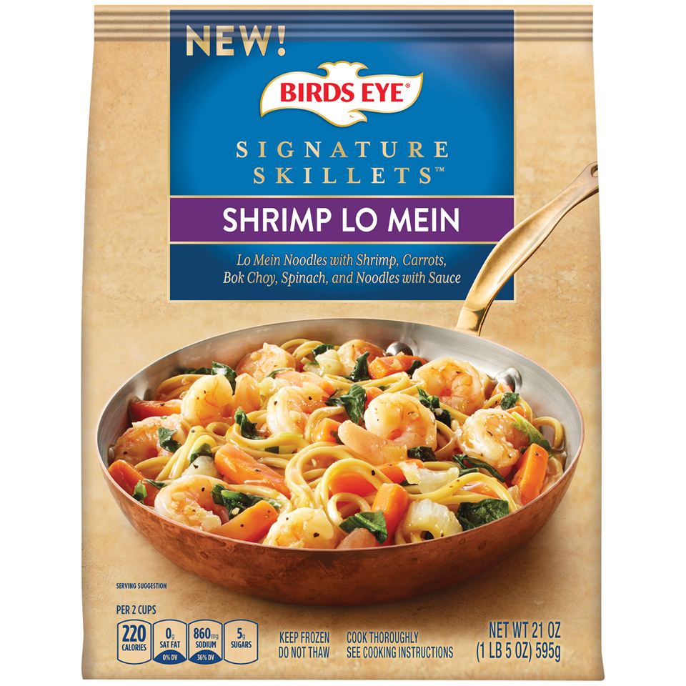 Signature Skillets Shrimp Lo Mein