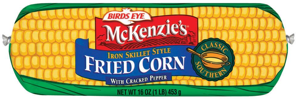 Birds Eye McKenzie's Iron Skillet Style Fried Corn