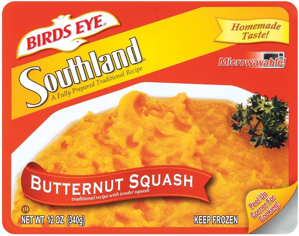 Birds Eye McKenzie's Southland Butternut Squash