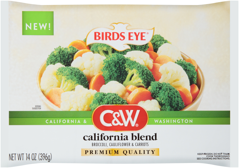 C&W Premium Quality California Blend