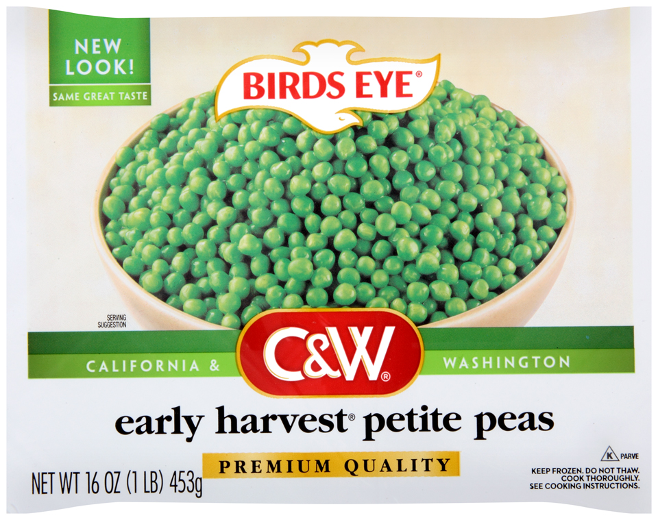 C&W Premium Quality Early Harvest Petite Peas
