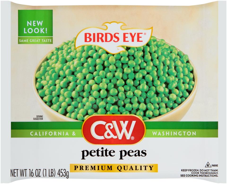 C&W Premium Quality Petite Peas
