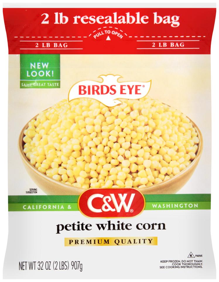 C&W Premium Quality Petite White Corn