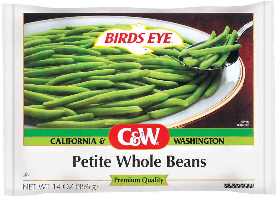 C&W Premium Quality Petite Whole Beans