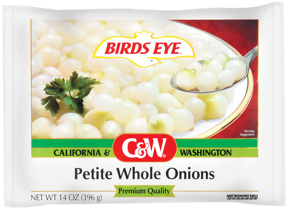 C&W Premium Quality Petite Whole Onions