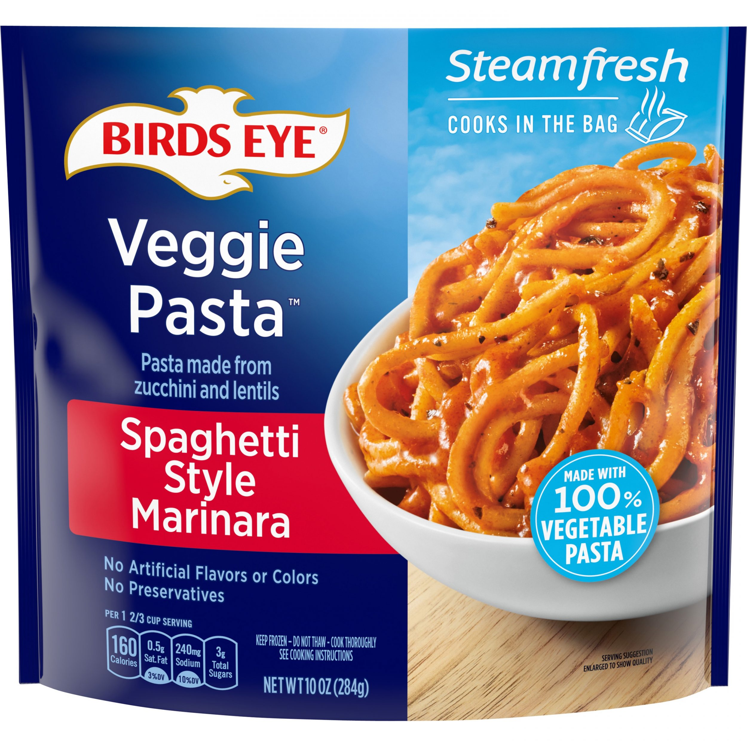 Birds Eye Steamfresh Veggie Made™ Spaghetti Style Marinara