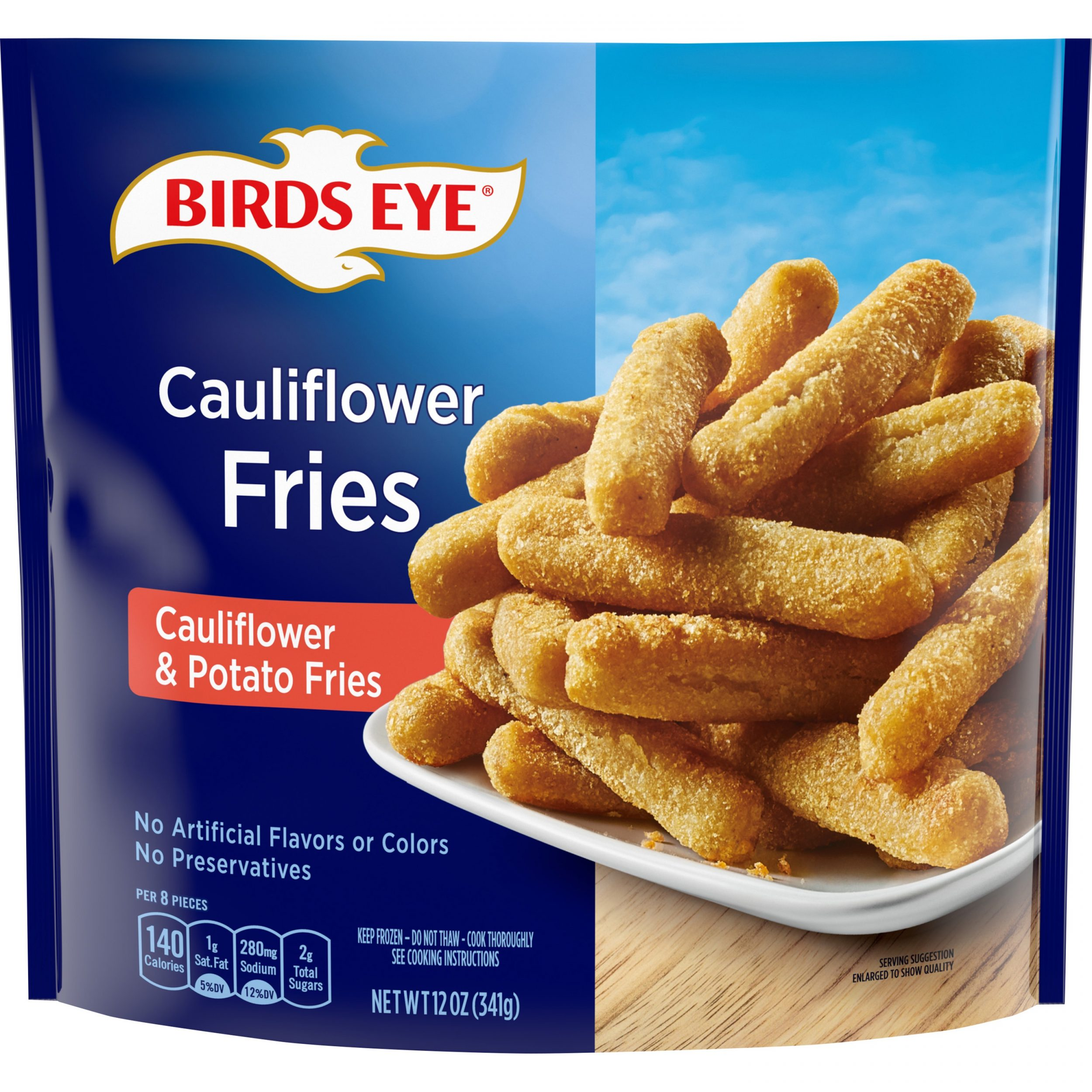 Birds Eye Veggie Made™  Cauliflower Fries