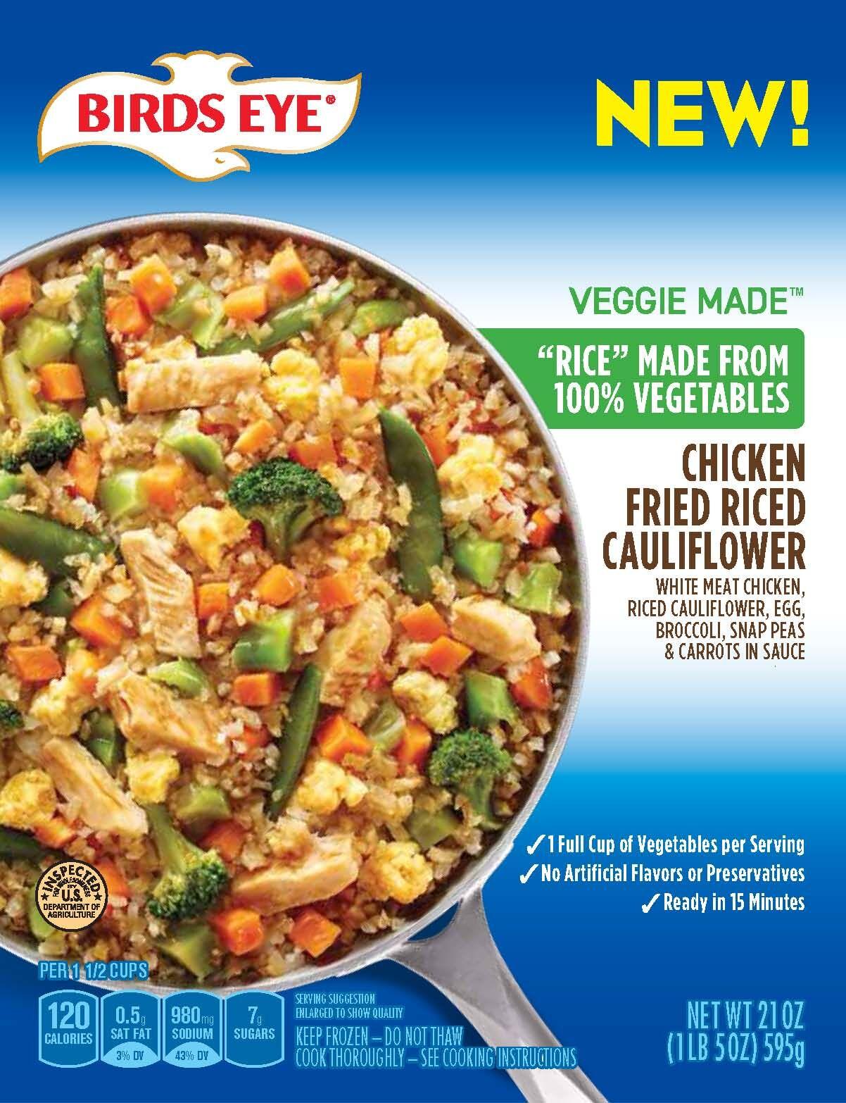 Birds Eye Veggie Made™ Chicken Fried Riced Cauliflower