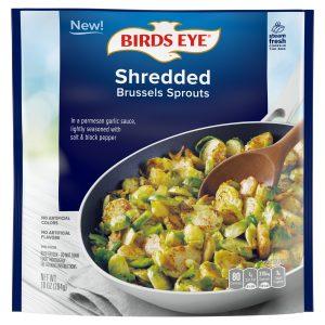 Birdseye Shredded Brussels Sprouts