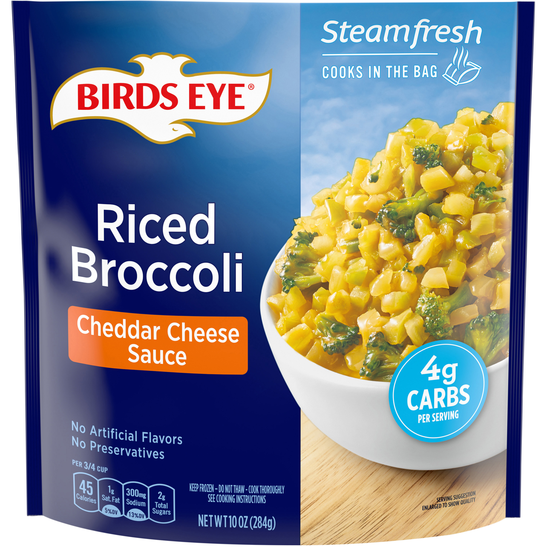 Birds Eye Steamfresh Veggie Made™ Riced Broccoli & Cheese