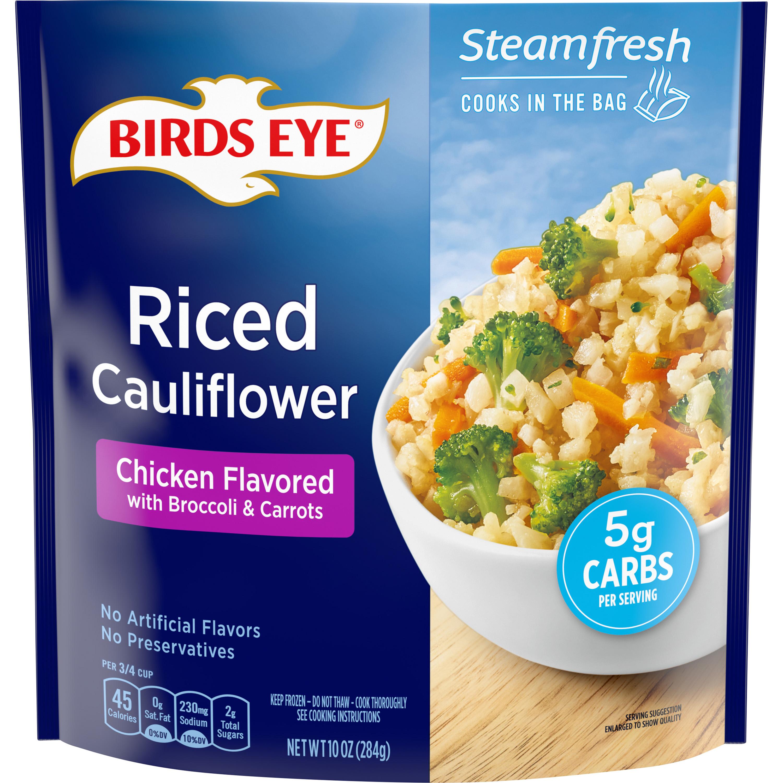Birds Eye Steamfresh Veggie Made™ Chicken Flavored Riced Cauliflower