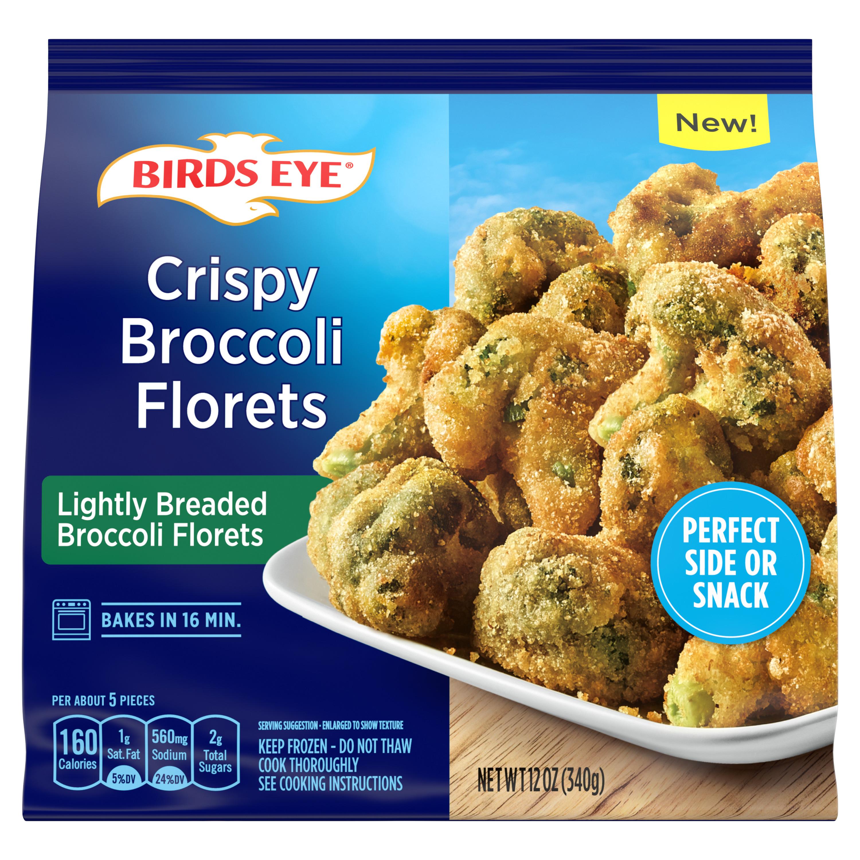 Crispy Broccoli Florets